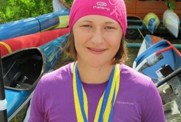 Веслувальниця Тетяна Єднак – п'ята на чемпіонаті світу