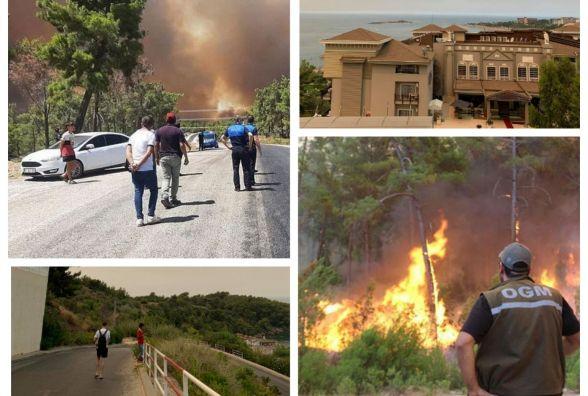Як відпочивають тернополяни у Туреччині, охопленій пожежами. Чи реально відмовитися або змінити тур — роз'яснюємо