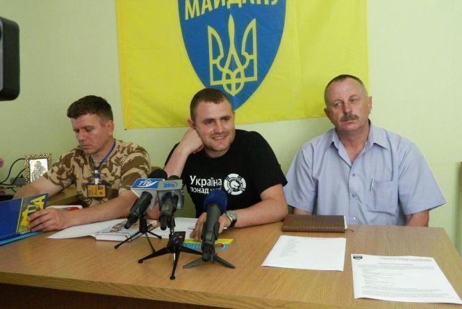 """Батальйон """"Тернопіль"""" готується до відправки на схід країни"""