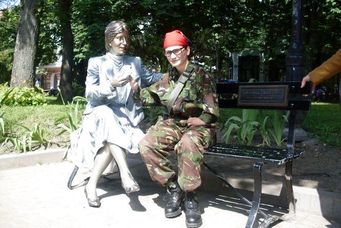 Як Ліза Шапошнік живе в Тернополі?