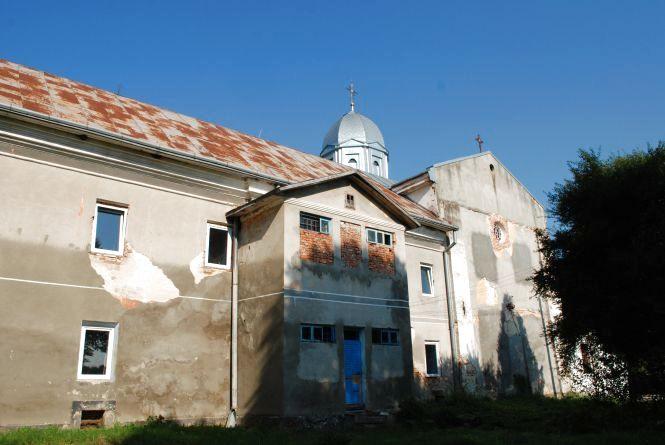 Монастир у Краснопущі повернули через 68 років