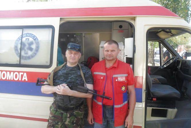 «На цій війні більше питань, ніж відповідей»: лікар з Тернополя