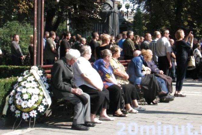 Село Костільники сумує за Русланом Степулою, загиблим в АТО