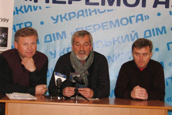 Зірки Тернопілля зібрали понад 60 тис грн для бійців