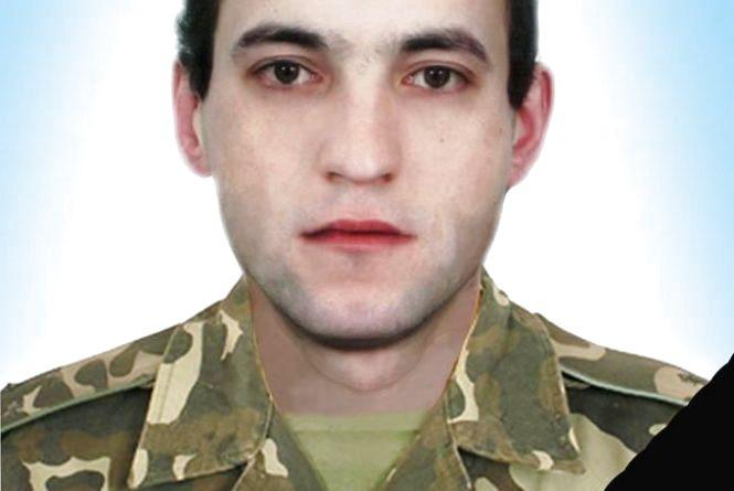 В зоні АТО загинув 33-річний Руслан Голембйовський