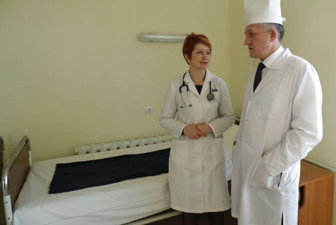 Інфекційному відділенню подарували функціональні ліжка