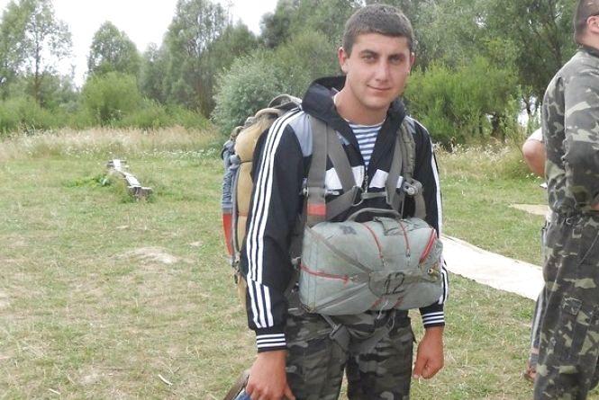 Володимир Трух загинув під час оборони Донецького аеропорту