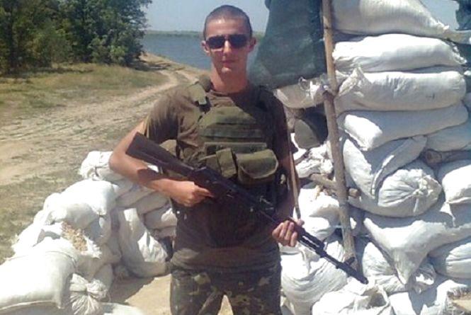 """Боєць """"Збруча"""" Андрій Тайжанов має важкі опіки. Допоможіть на лікування"""