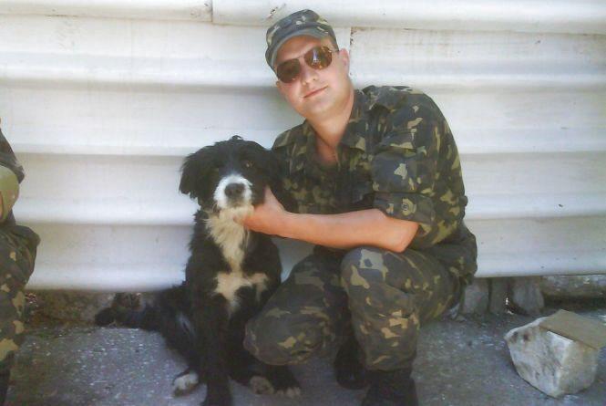 У загиблого бійця Вадима Вернигори залишилася двомісячна донечка
