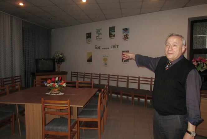 "Новоапостольська церква у Тернополі: ""шукаємо спраглі душі"""