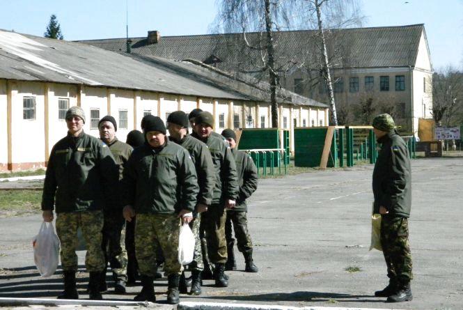В Чистий четвер військовим в Тернополі передали нову лазню
