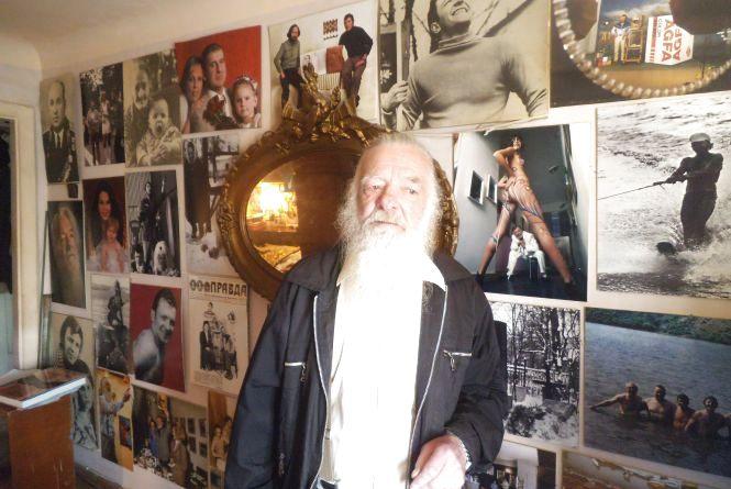 В'ячеслав Костюков: «Художник не може бути одруженим»