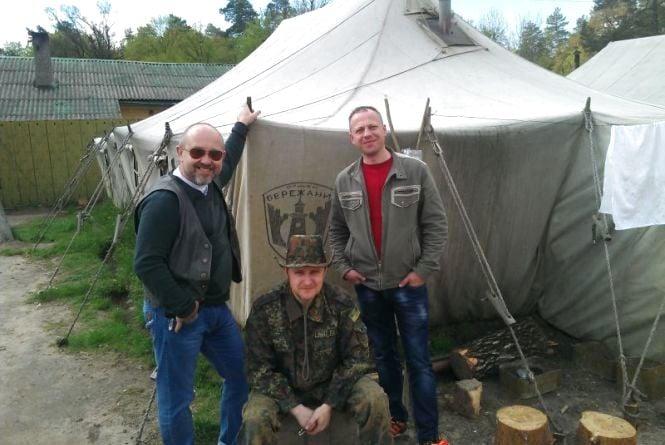 Армія зсередини: перший досвід бережанського добровольця