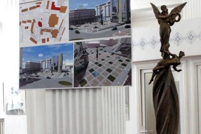 Пам'ятник Небесній Сотні варто доопрацювати, вважають тернополяни