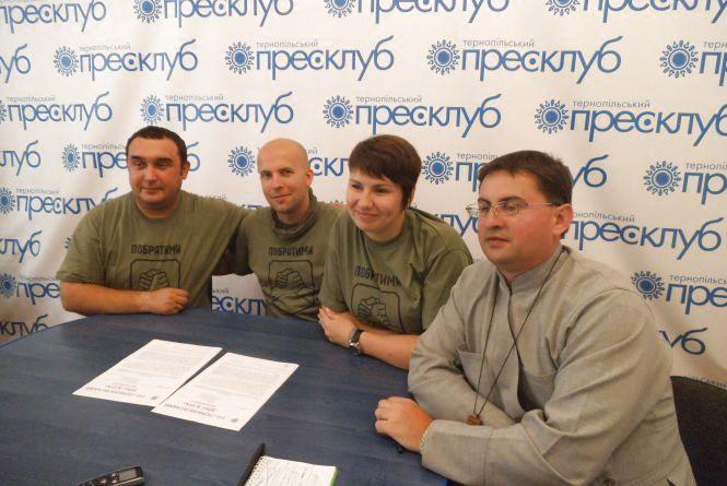 У Тернополі інструктори-побратими допомагатимуть бійцям, співпрацюючи з військкоматом і військовою частиною