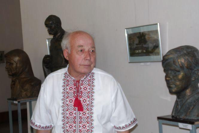 Найближчим мені завжди був Шевченко, - каже скульптор Іван Мулярчук