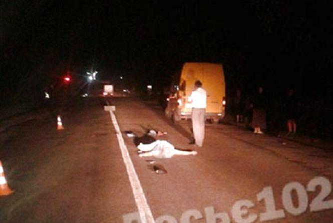 На Теребовлянщині в аварії загинула жінка. Слова очевидця