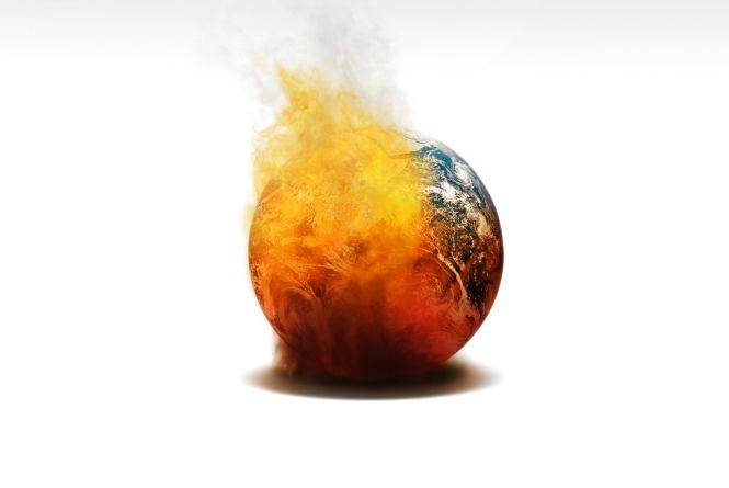 Вперше заговорили про глобальне потепління 21 серпня