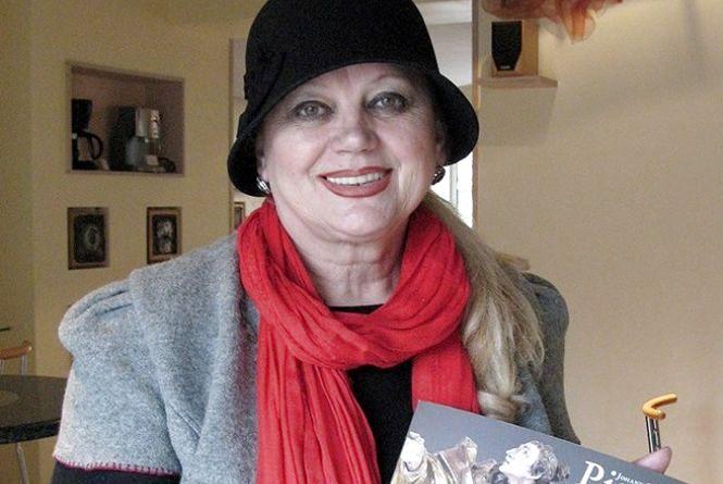 На 61-му році життя померла тернопільська мистецтвознавиця Віра Стецько