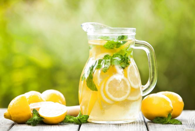 """Рецепти лимонадів від """"20 хвилин"""""""