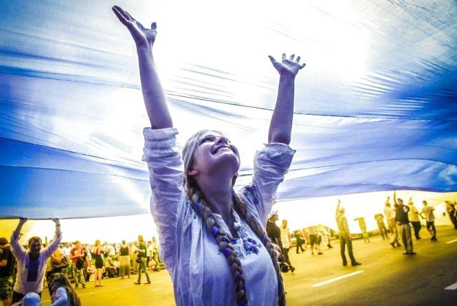 Сьогодні, 24 серпня: Україна святкує 27-й День Незалежності