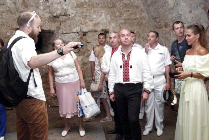 Підземелля у Тернополі відкривають для туристів