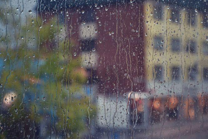 Погода у Тернополі: 24 жовтня, дощ зі знігом, +6