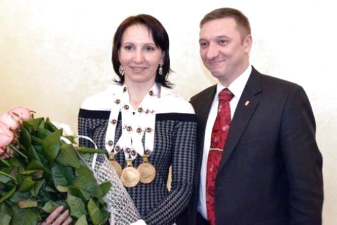 Біатлоністка Олена Підгрушна підтвердила розлучення з політиком Олексієм Кайдою