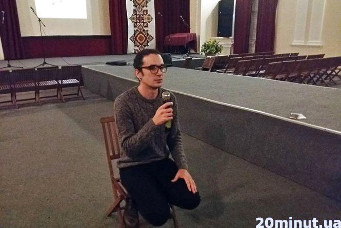 Павло Варениця: від моряка до рок-зірки