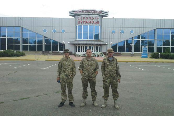 Донбаські дороги майора Івана Михайлецького