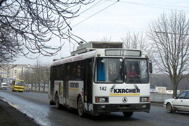 Тернополянин пропонує замінити маршрутки тролейбусами