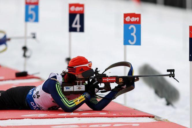 Олена Підгрушна завершила п'ятий етап Кубка світу на 16-му місці