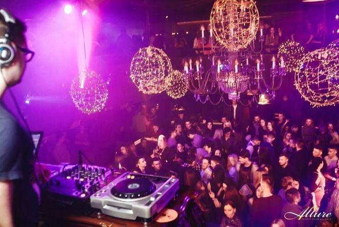 Розклад вечірок у нічних клубах Тернополя до 15 січня