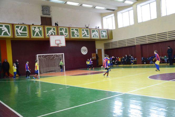 У Теребовлі відбувся різдвяний турнір з міні-футболу