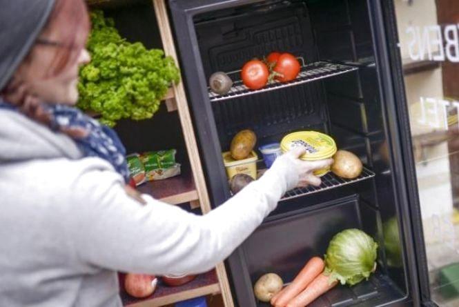 Чи потрібні у Тернополі пункти для обміну їжею (для обговорення)