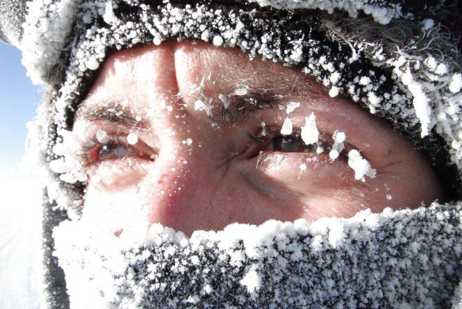 Постраждати від переохолодження можна навіть при плюсовій температурі