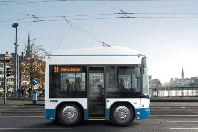 Тернополянин пропонує закупити міні-тролейбуси