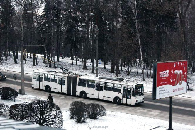 Пропонують збільшити кількість тролейбусів