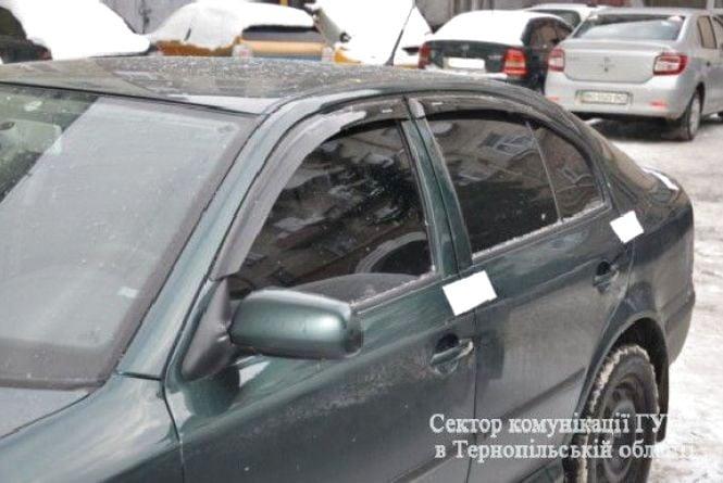 Двоє юнаків за місяць вкрали дві автівки, одну - зі спецмайданчика МВС