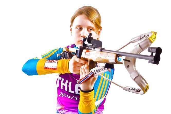 Тернопільська біатлоністка поїде на чемпіонат Європи