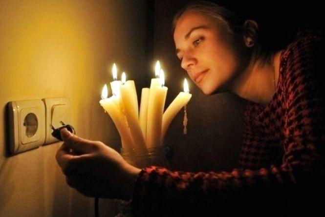 Де завтра  в Тернополі не буде світла