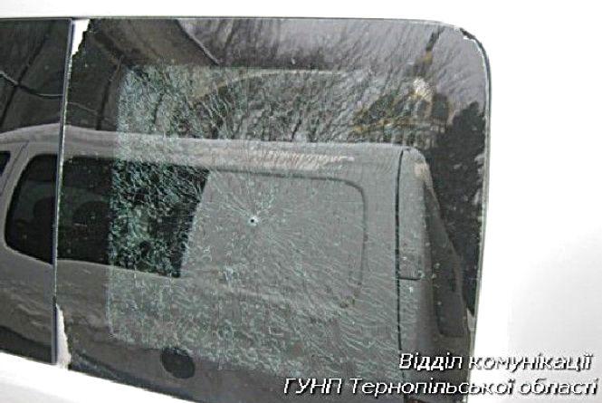 Знайшли стрільця по автівках, який пошкодив майно десятку тернополян