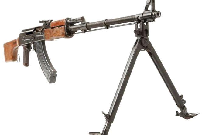 У Тернополі в квартирі зберігали кулемет та  реактивну протитанкову гранату