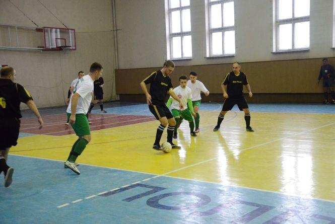 Відновився чемпіонат Тернопільської футзальної ліги
