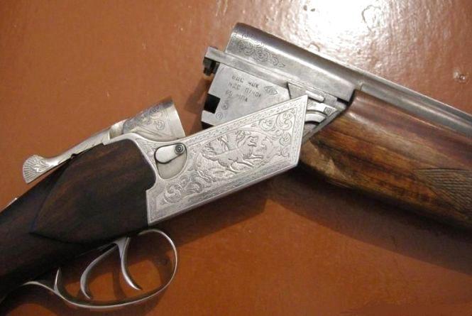 Незареєстровані рушниці вилучили у жителів Тернопільщини