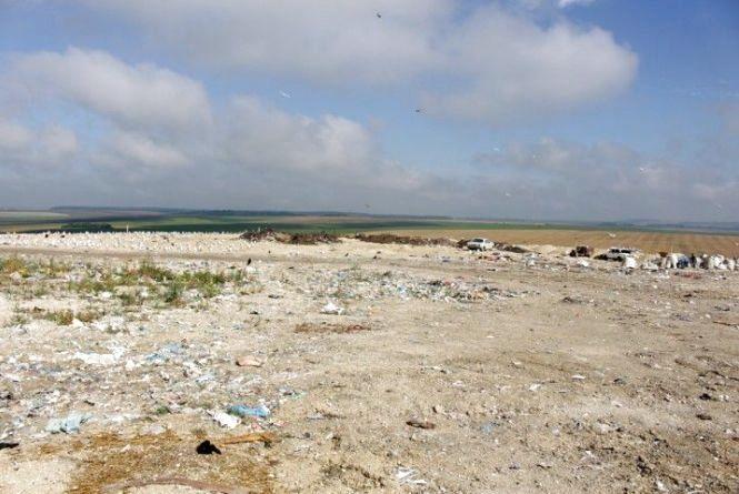 На Малашівському сміттєзвалищі знайшли тіло жінки