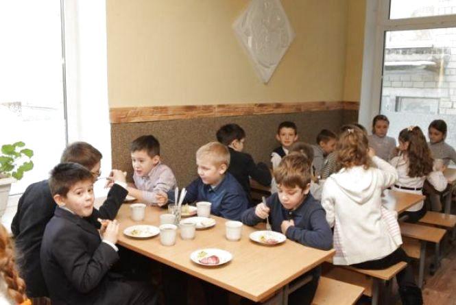 У Тернополі пільгові категорії учнів не платимуть за харчування