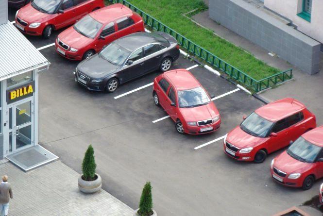 Збільшили вартість парковки до 6 грн за годину