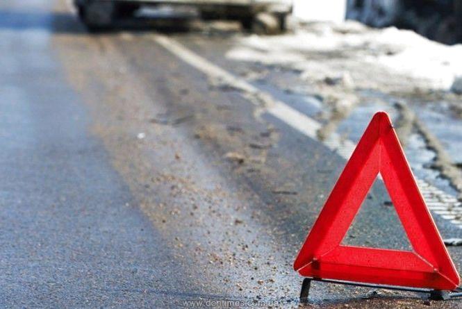 Авто Audi A6 збило дівчину у Кременці