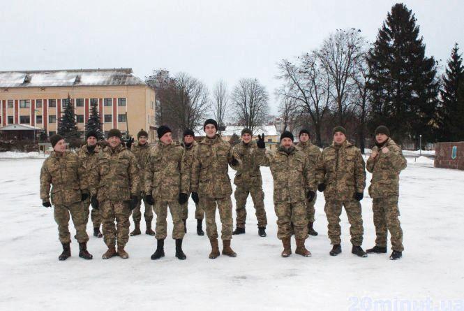 #22PushupChallenge: 44-а артилерійська бригада долучилась до флешмобу